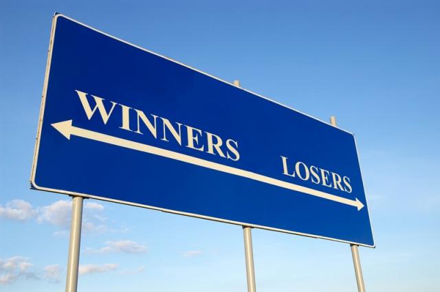 赢家&输家